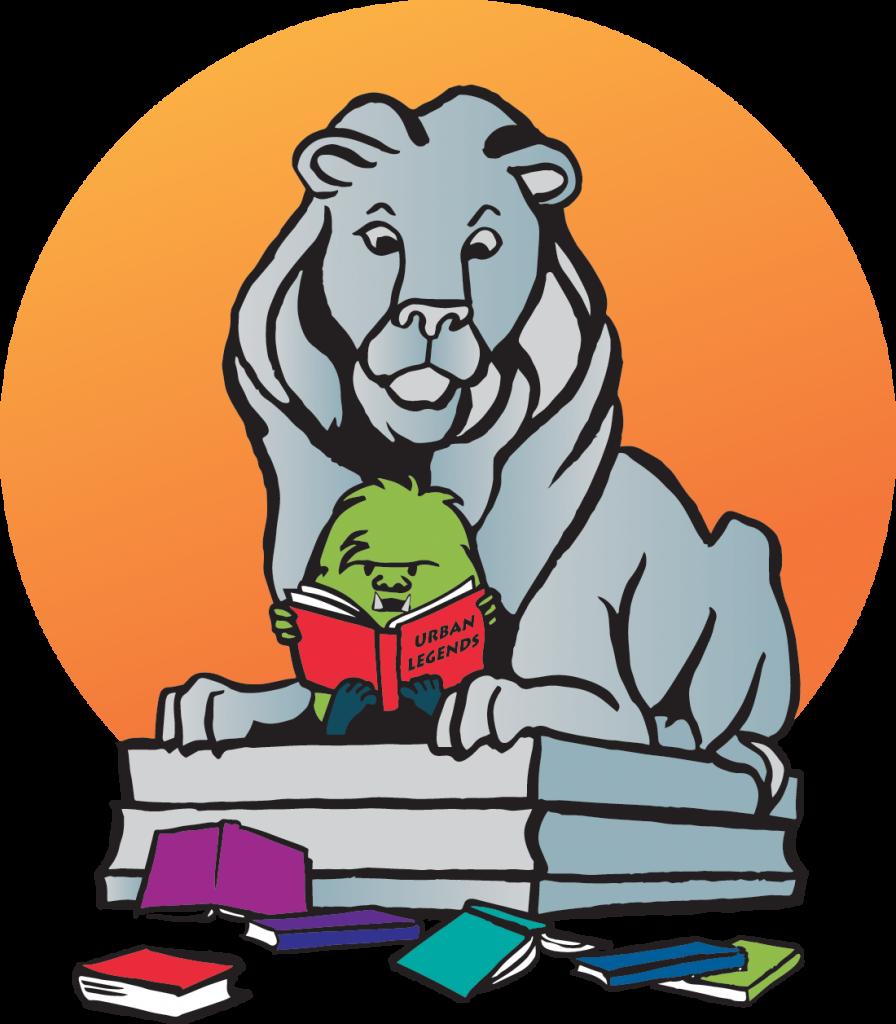 spr LION books