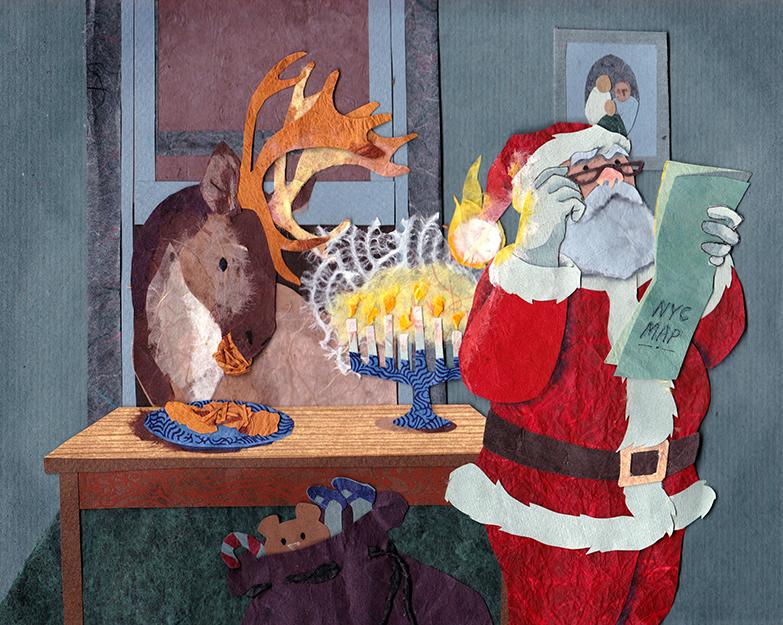 Santa Fire Web