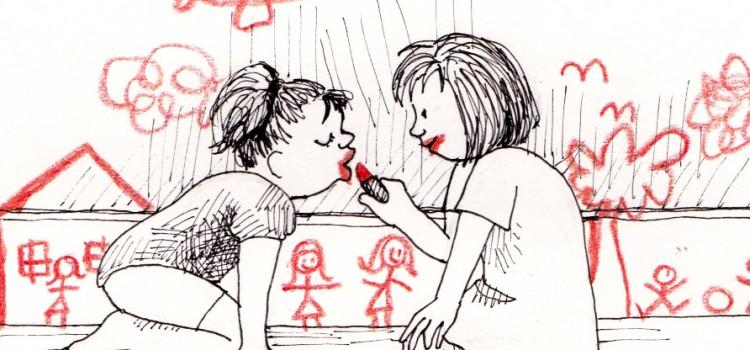 Wordless Wednesday (Lipstick)