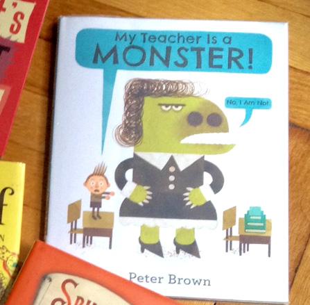Teacher Monster